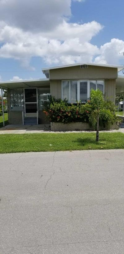 Mobile Home at 334 South Amers North Fort Myers, FL 33903