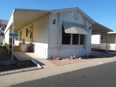 Mobile Home at 305 S Val Vista Dr #349 Mesa, AZ 85204