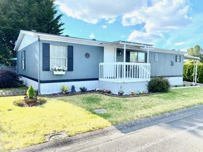 Mobile Home at 205 Boone Road Se, Sp. #30 Salem, OR 97306