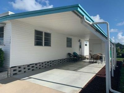 Mobile Home at 1100 Curlew Rd Lot # 152 Dunedin, FL 34698