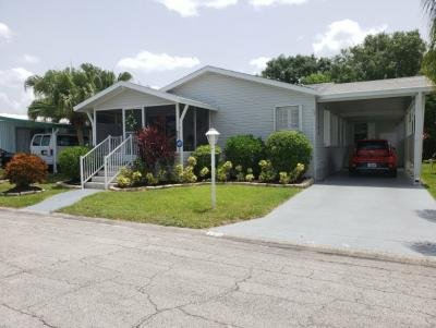 Mobile Home at 8775 20Th Street Lot 140 Vero Beach, FL 32966