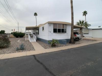Mobile Home at 3300 E. Broadway Rd. #16 Mesa, AZ 85204