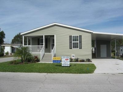 Mobile Home at 13117 Lemon Avenue Grand Island, FL 32735