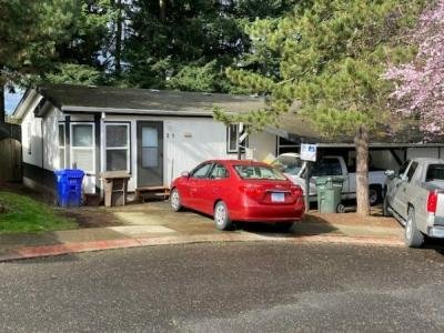 Mobile Home at 2519 Ne 205Th #25 Fairview, OR 97024