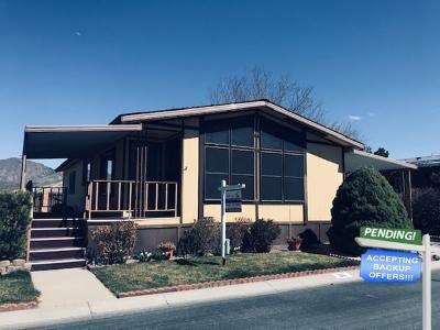 Mobile Home at 4465 Bocca Way #50 Reno, NV 89502