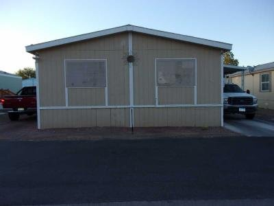Mobile Home at 830 N Lamb Las Vegas, NV 89110