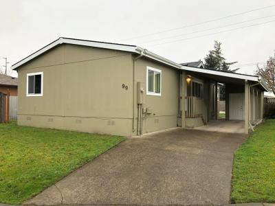 Mobile Home at 1000 S Mckern Ct #99 Newberg, OR 97132