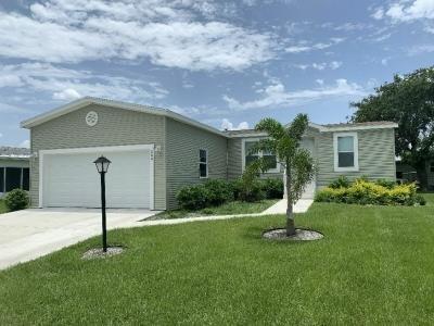 Mobile Home at 564 Johnathans Cay Vero Beach, FL 32966