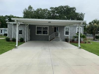 Mobile Home at 105 Poinsettia Drive Leesburg, FL 34788