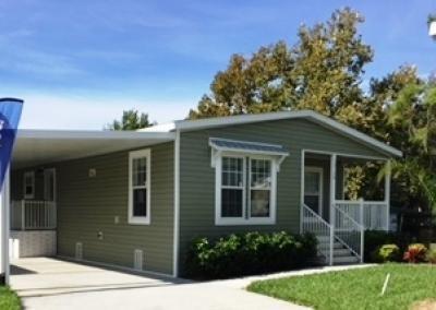 Mobile Home at 13130 Lime Avenue Grand Island, FL 32735