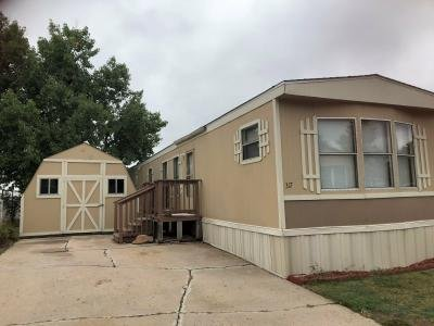 Mobile Home at 1201 West Thornton Parkway #317 Thornton, CO 80260