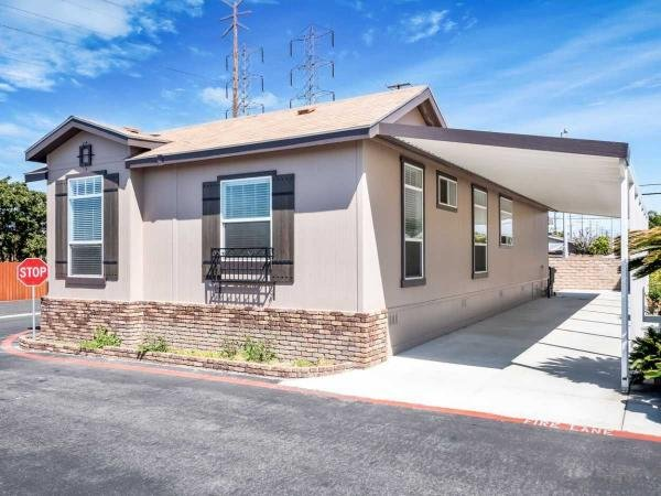 2018 Golden West Mobile Home For Rent