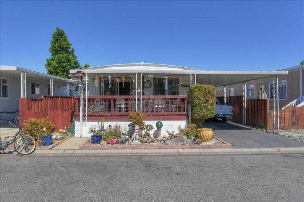 1972 Park Home Mobile Home For Rent