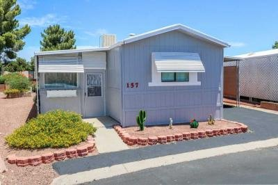 Mobile Home at 8401 S Kolb Rd #157 Tucson, AZ 85756