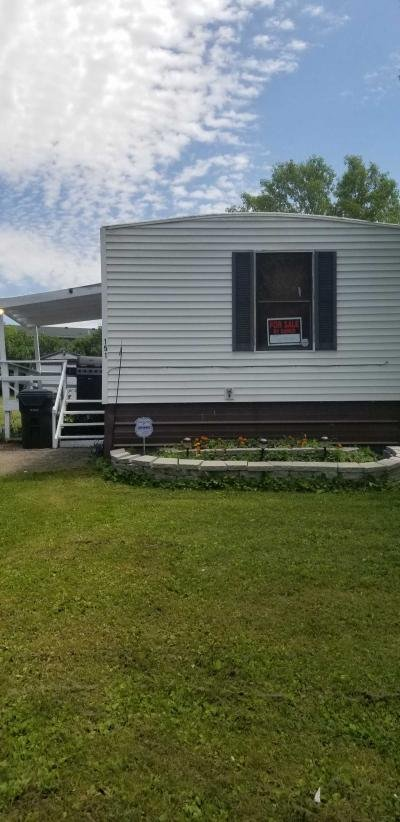 Mobile Home at 3611 85Th St Nw Trlr#151 Oronoco, MN 55960