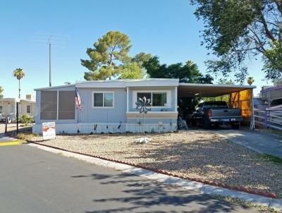 Mobile Home at 1624 Palm St Las Vegas, NV 89104