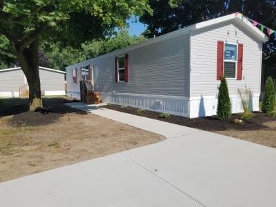 Mobile Home at 187 Belle Villa Blvd Belleville, MI 48111