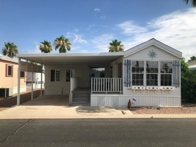Mobile Home at 1110 North Henness Rd. #242 Casa Grande, AZ 85122