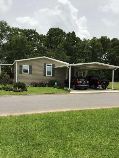 Mobile Home at 18573 Pondview Dr. Foley, AL 36535