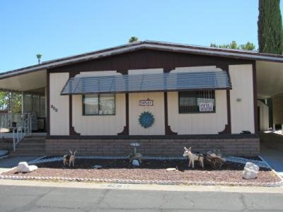 Mobile Home at 3411 S. Camino Seco # 536 Tucson, AZ 85730