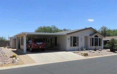 Mobile Home at 3700 S Ironwood Dr, #13 Apache Junction, AZ 85120