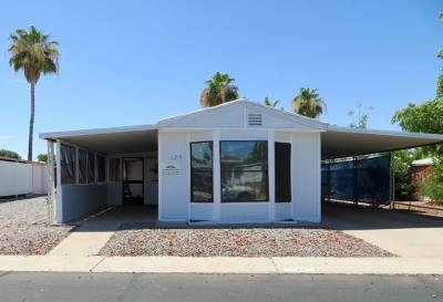 Mobile Home at 8103 E Southern Ave #125 Mesa, AZ 85209