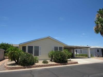 Mobile Home at 215 N. Power Rd. #115 Mesa, AZ 85205