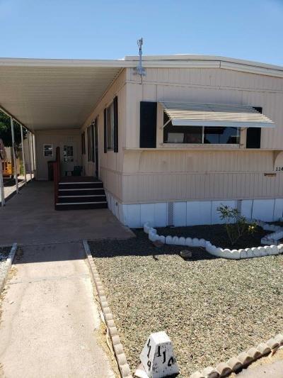 Mobile Home at 11425 E. University Dr   Lot #114 Apache Junction, AZ 85120