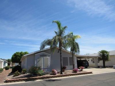 Mobile Home at 215 N. Power Rd. #156 Mesa, AZ 85205
