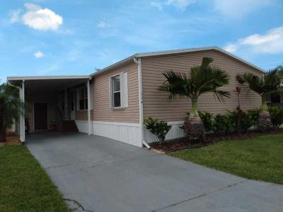 Mobile Home at 114 Harborhill Dr Micco, FL 32976