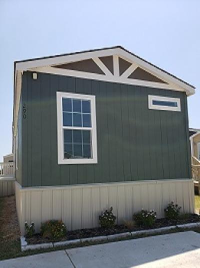 Mobile Home at 7109 W Loop 1604N Lot #290 San Antonio, TX 78254
