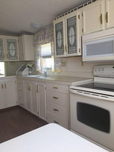 Mobile Home at 7217 Aster St. Midland, MI 48642