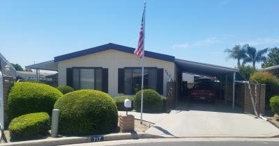 Mobile Home at 717 Underwood Ct Bakersfield, CA 93301