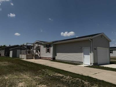 Mobile Home at 13525 Market St. Carleton, MI 48117