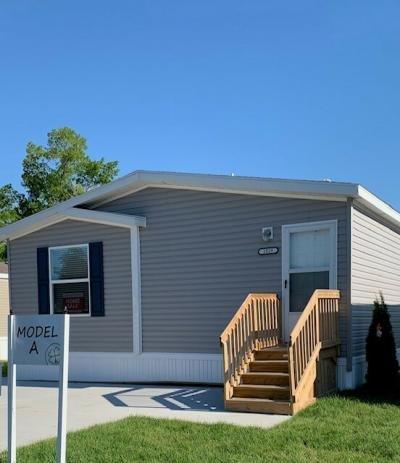 Mobile Home at 1034 Pebble Creek Drive Mount Pleasant, MI 48858