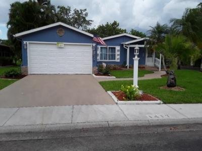 Mobile Home at 1417 Avenida Sierra North Fort Myers, FL 33903