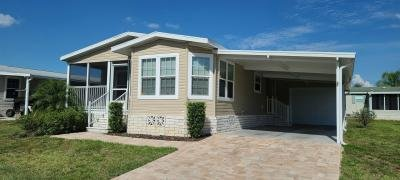 Mobile Home at 3834 Southport Springs Pkwy Zephyrhills, FL 33541