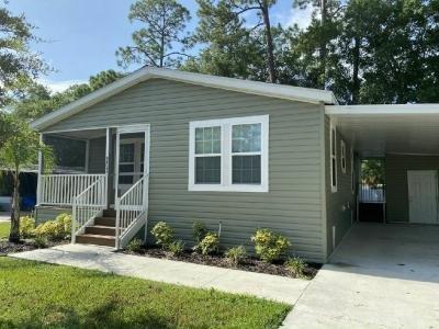 Mobile Home at 202 Autumn Trail Port Orange, FL 32129
