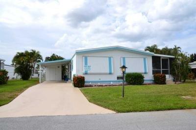 Mobile Home at 151 NE Sharyon Lane Jensen Beach, FL 34957