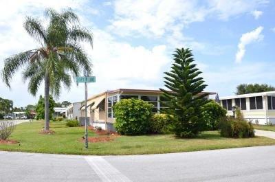 Mobile Home at 156 Ne Sharyon Lane Jensen Beach, FL 34957