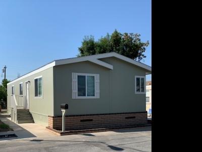 Mobile Home at 600 W. Gladston Ave. Azusa, CA 91702