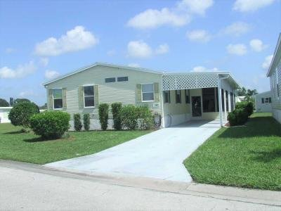 Mobile Home at 490 Bimini Cay Circle Vero Beach, FL 32966