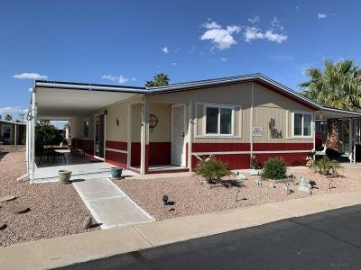 Mobile Home at 8103 E Southern Ave #136 Mesa, AZ 85209