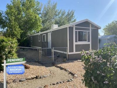 Mobile Home at 6560 Pyramid Way #3 Sparks, NV 89434