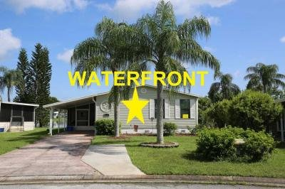 Mobile Home at 295 Morristown Cay Vero Beach, FL 32966