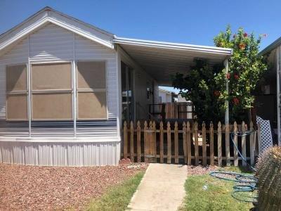 Mobile Home at 8427 W. Glendale Ave Lot 172 Glendale, AZ 85305