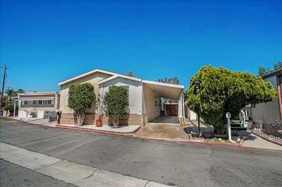 Mobile Home at 20652 Lassen Street #184 Chatsworth, CA 91311
