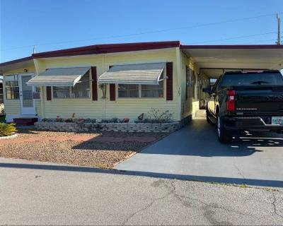Mobile Home at 187 Elburg Drive North Fort Myers, FL 33903