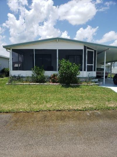 Mobile Home at 78 Commonwealth Drive Vero Beach, FL 32966
