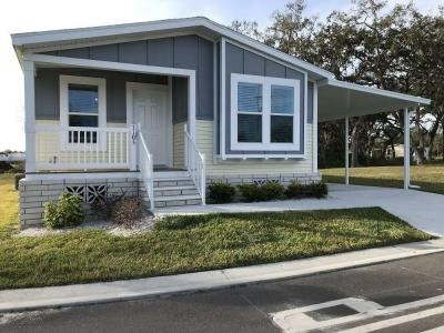 Mobile Home at 3105 Ruby Dr. Ellenton, FL 34222